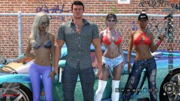video game porn parody