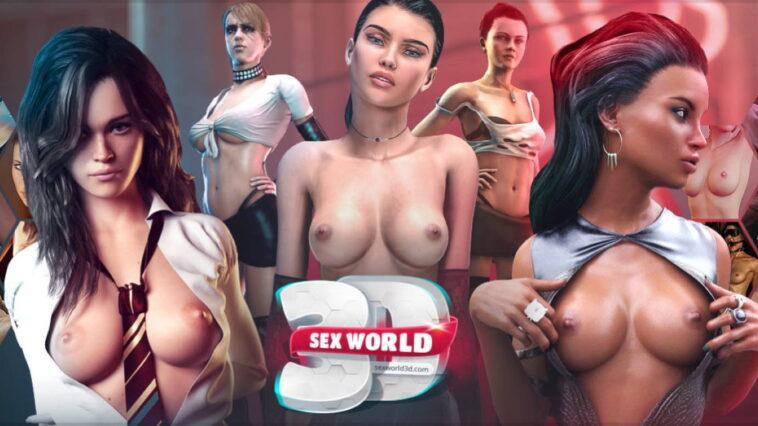 sex world 3d girls